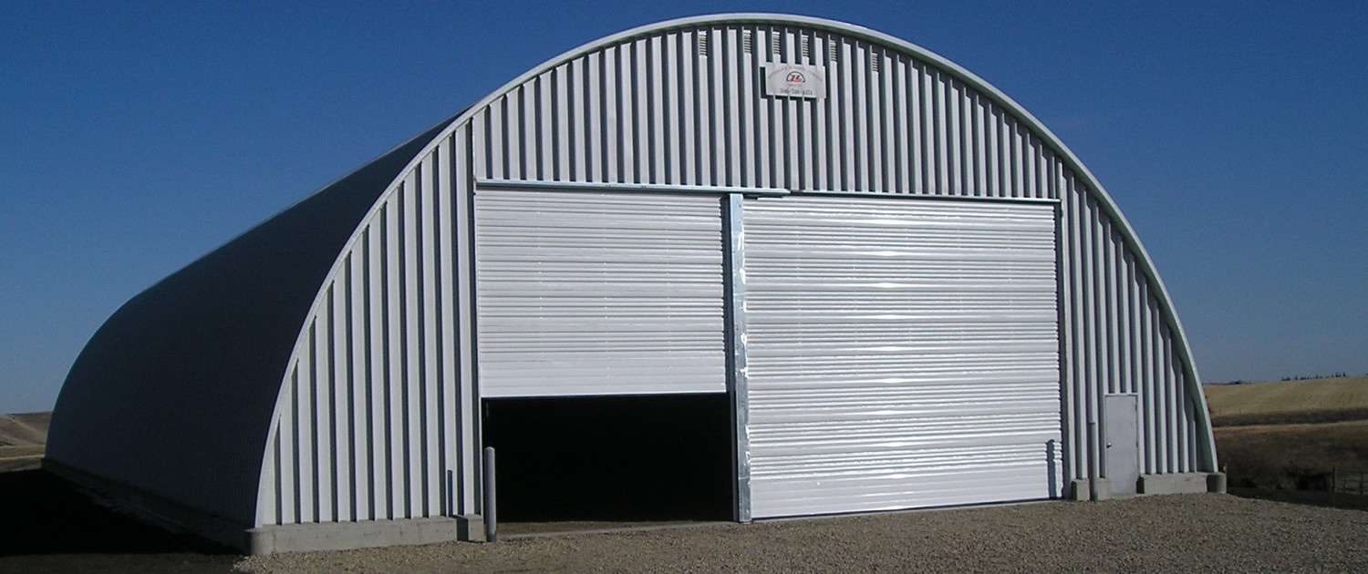Zipperlock Building Company Inc Your Arch Metal Building Experts